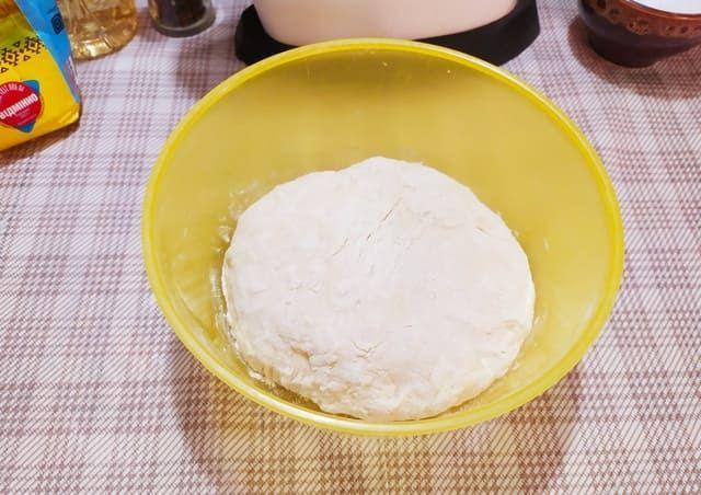 Тесто для вареников