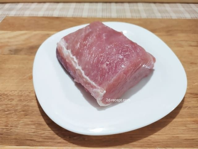 Мясо для бастурмы