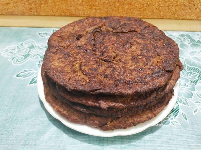 Коржи для печеночного торта
