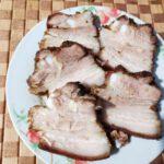 Грудинка, запеченная в духовке - фото к пошаговому рецепту