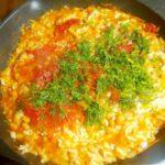 Рис с фасолью - фото к пошаговому рецепту