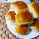 Пампушки с чесноком - фото к пошаговому рецепту