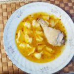 Суп с клецками - фото к пошаговому рецепту