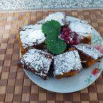 Тыквенный пирог - фото к пошаговому рецепту
