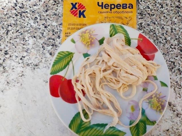 Кишки для домашней колбасы