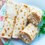 Блинчики с мясом - фото к пошаговому рецепту